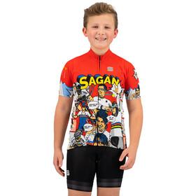 Sportful Super Peter Jersey Kids red